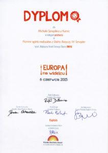 Europa na widelcu - Kiszone ogórki małosolne