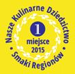 Pierwsze miejsce 2015